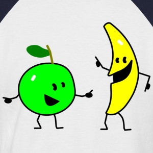fruit salad three T-Shirts - Men's Baseball T-Shirt