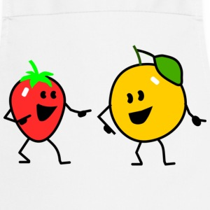 fruit salad one  Aprons - Cooking Apron