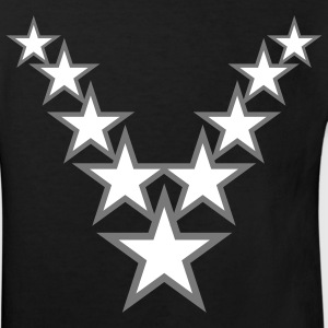 cool_stars_2c Barn-T-shirts - Ekologisk T-shirt barn