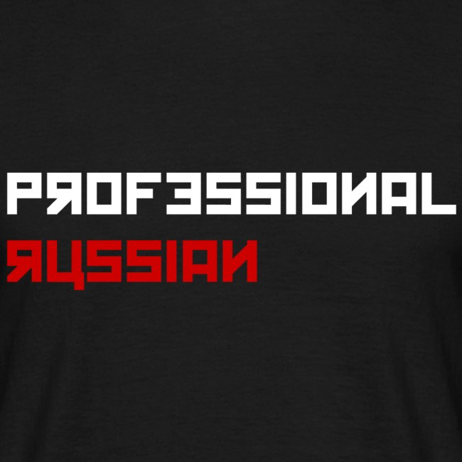 Professional Russian
