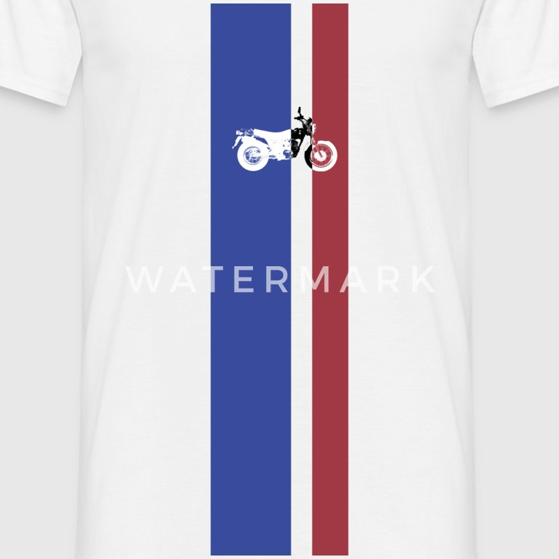 VanVan K7 Color Stripes Camisetas - Camiseta hombre