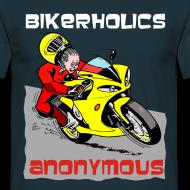 Design ~ Bikerholics Anonymous - superbike