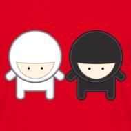 Design ~ Wheel Dog Ninjas t-shirt