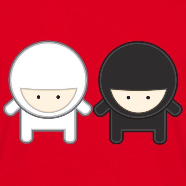 Wheel Dog Ninjas t-shirt
