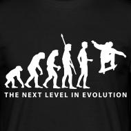 Design ~ Wheel Dog Evolution t-shirt