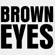 Design ~ glee born this way brown eyes (M)