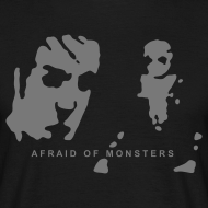 Design ~ Afraid of Monsters + Team Psykskallar (back)