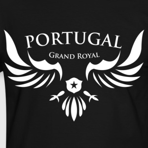 portugal T-shirts - T-shirt contraste Homme