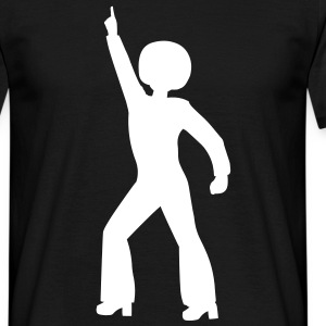1970s Retro Man T-Shirts - Men's T-Shirt
