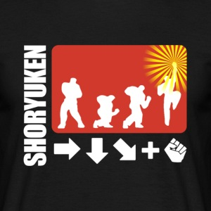 Classic Shoryuken! - Men's T-Shirt