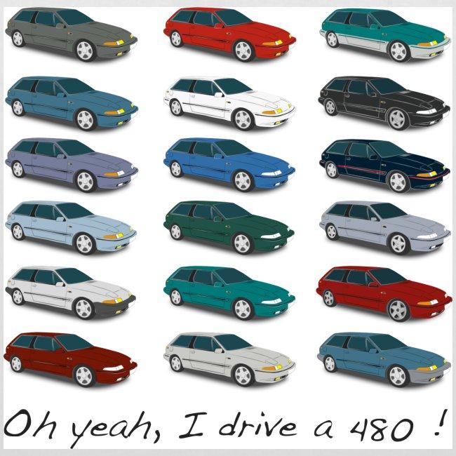 Sac - Colors of 480