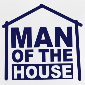 MAN OF THE HOUSE 2 Baby T-Shirt NW - Baby T-Shirt