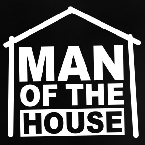 MAN OF THE HOUSE 2 Baby T-Shirt WB - Baby T-Shirt