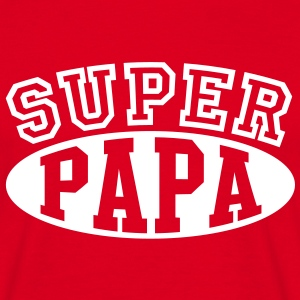 Super Papa T-Shirt WR - Men's T-Shirt