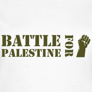 Battle for Palestine T-Shirts - Women's T-Shirt