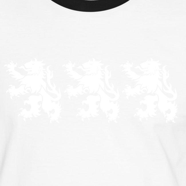 3 Lions on me shirt