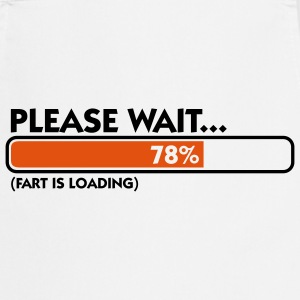Fart Is Loading (2c)++ Tabliers - Tablier de cuisine