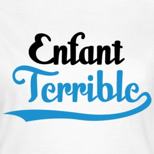 Enfant Terrible (dd)++ T-shirts - Vrouwen T-shirt
