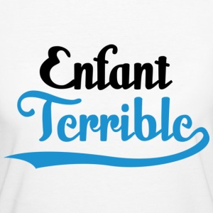 Enfant Terrible (dd)++ T-Shirts - Frauen Bio-T-Shirt