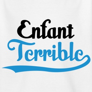 Enfant Terrible (dd)++ Kids' Shirts - Teenage T-shirt