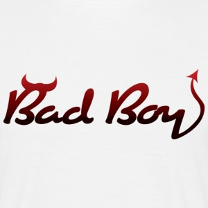Bad Boy (dd)++ T-Shirts - Men's T-Shirt