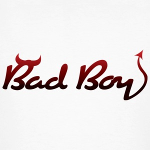 Bad Boy (dd)++ T-shirts - Mannen Bio-T-shirt