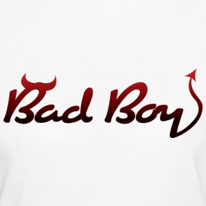 Bad Boy (dd)++ T-shirts - Vrouwen Bio-T-shirt