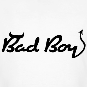 Bad Boy (1c)++ T-Shirts - Men's Organic T-shirt