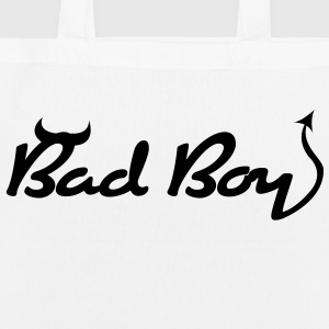Bad Boy (1c)++ Bags  - EarthPositive Tote Bag
