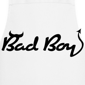 Bad Boy (1c)++  Aprons - Cooking Apron