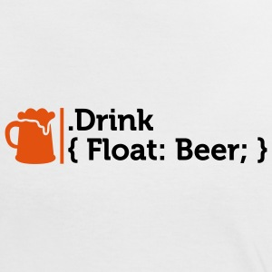 Css Drink Beer (2c)++ T-shirts - Dame kontrast-T-shirt