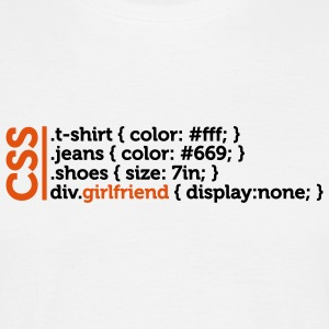 Css Clothes Girlfriend (2c)++ T-shirts - T-shirt Homme