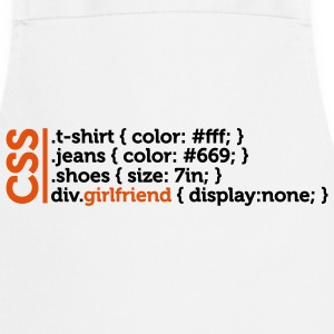 Css Clothes Girlfriend (2c)++ Tabliers - Tablier de cuisine