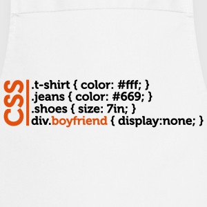 Css Clothes Boyfriend (2c)++  Aprons - Cooking Apron