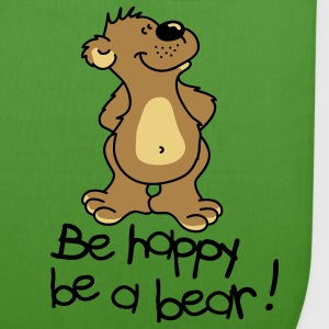 Happy Bear! Bags  - EarthPositive Tote Bag