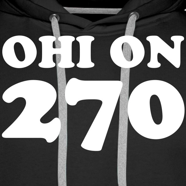 Ohi on 270 huppari