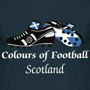 Colours of Fooball Scotland - Classic Tee - Men's T-Shirt