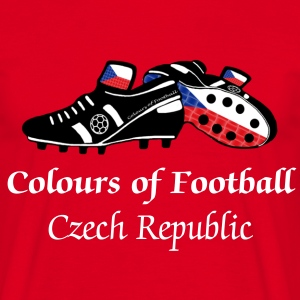 Colours of Fooball Czech Republic - Classic Tee - Men's T-Shirt