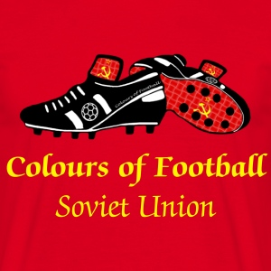 Colours of Fooball Soviet Union - Classic Tee - Men's T-Shirt