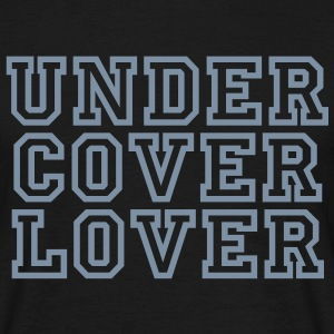 Undercover Lover | Under Cover Lover T-Shirts - T-shirt herr