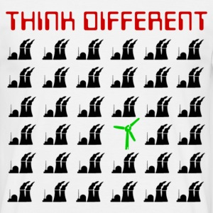 Think Different  - Männer T-Shirt