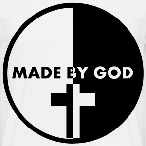 Made by God - Men's T-Shirt