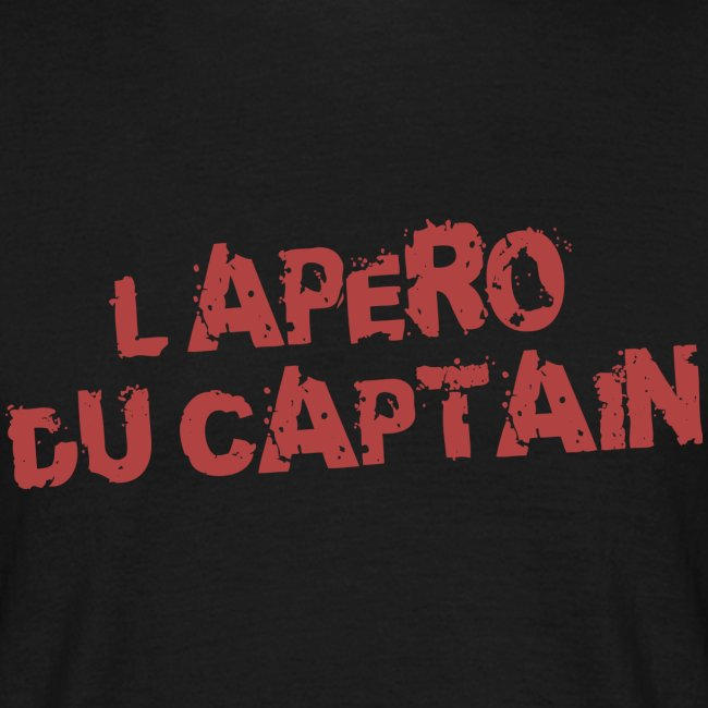 L'apero du captain ! (Bordel)