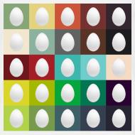 Diseño ~ Egg Palette