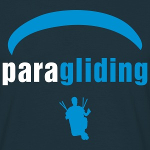 paragliding5 T-shirts - T-shirt Homme