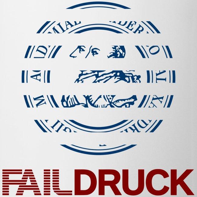 Faildruck-Tasse