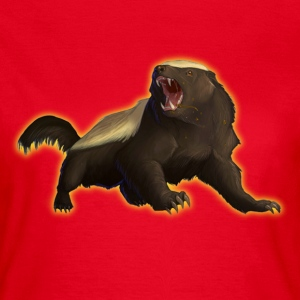 Honey Badger T-Shirts - Women's T-Shirt
