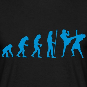 evolution_martialarts1 T-Shirts - Männer T-Shirt