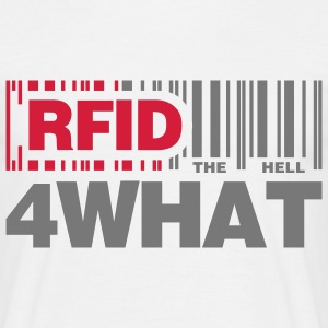 rfid_for_what T-Shirts - Männer T-Shirt