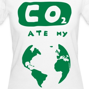 co2 T-Shirts - Women's Organic T-shirt